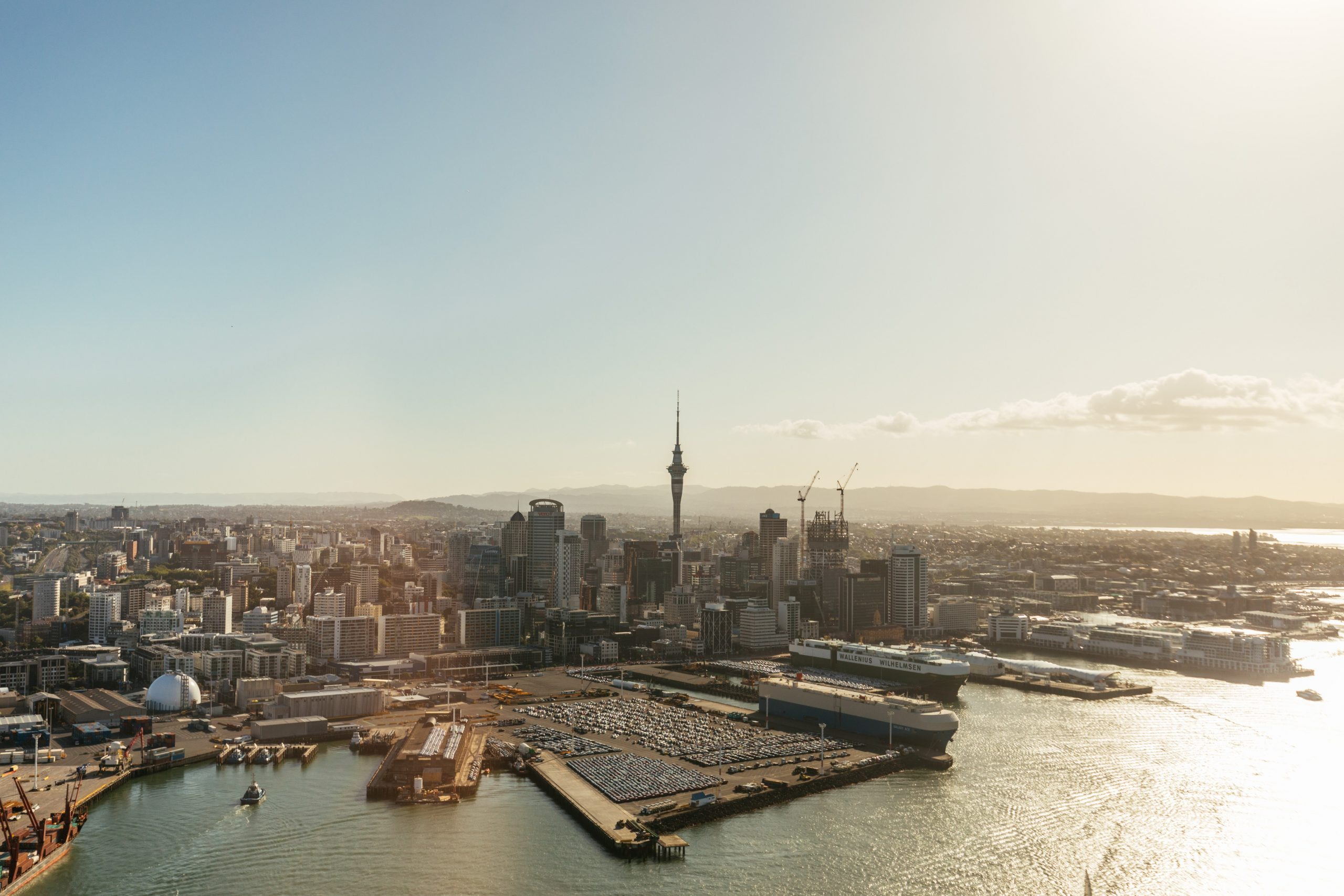 Life in the fast lane – not for Auckland